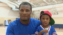 Watch: GMC Never Say Never: Stevie Johnson