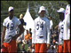 Watch: Urlacher aims for Sept. 9 return