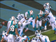 Watch: Stewart&#039;s hurdling TD