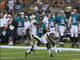 Watch: Saints pick off Henne