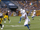 Watch: Big Ben throws early INT