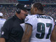 Watch: Reid, Jenkins get heated