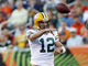 Watch: Pre Week 3: Aaron Rodgers highlights