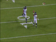 Watch: Cassel gets picked off for Seattle TD