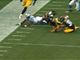 Watch: Brown's fumble recovery