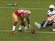 Watch: 49ers recover Gates' fumble