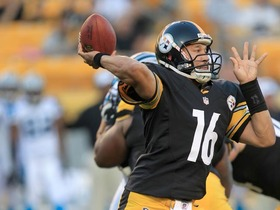 Watch: Panthers vs. Steelers highlights