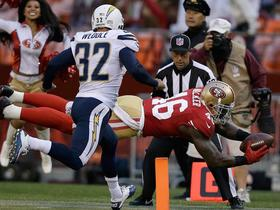 Watch: Chargers vs 49ers highlights