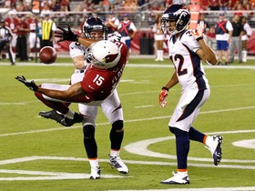 Watch: Broncos vs. Cardinals highlights