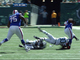 Watch: Fred Jackson injury