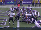 Watch: Peterson 3-yard TD run