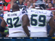 Watch: Mebane's fumble recoery