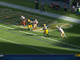 Watch: Rodgers 1-yard TD pass to Finley