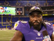 Watch: Reed reacts after Ravens win