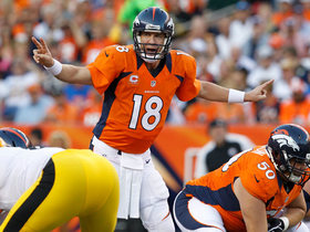 Watch: Drive of the Week: Peyton back to form