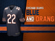 Watch: Evolution of the Bears Colors