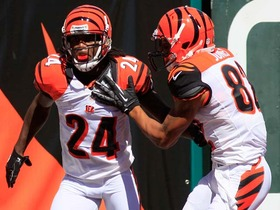 Video - Bengals defensive back Adam Jones 81-yard punt return touchdown
