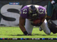 Watch: Ray Lewis fumble recovery