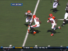 Video - WK 2 Can't-Miss Play: Bengals wide receiver Andrew Hawkins busts it open