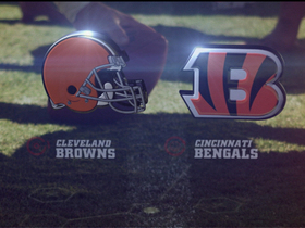 Video - Browns vs. Bengals highlights