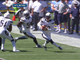 Watch: Weddle&#039;s 8-yard INT return