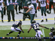 Watch: Brent Celek shows off his hurdle ability