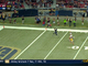 Watch: Bradford 34-yard TD pass to Gibson