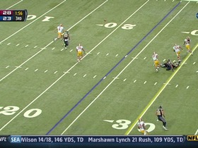 Rams defense, blocked punt