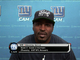 Watch: Hakeem Nicks talks Eli, Panthers