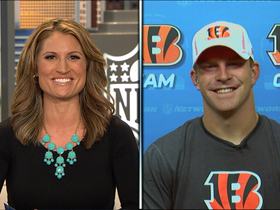 Video - 'NFL AM' talks with Bengals quarterback Andy Dalton
