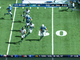 Watch: Andrew Luck picked off