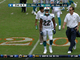 Watch: Reggie Bush injured