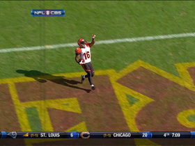 Video - Hawkins 59-yard touchdown