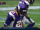 Watch: Josh Robinson picks off Alex Smith
