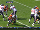 Watch: Dumervil sacks Schaub for safety