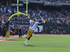 Video - Mike Wallace 22-yard TD catch