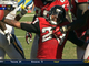 Watch: DeCoud second interception