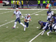 Watch: Woodhead 3-yard TD run