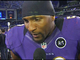 Watch: Ray Lewis postgame interview
