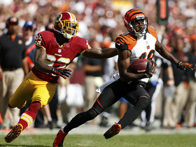 Video - GameDay: Bengals vs. Redskins highlights