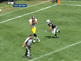 Video - Miller gets his second TD