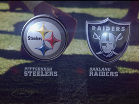 Video - Steelers vs. Raiders highlights