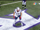 Watch: Edelman 7-yard TD catch