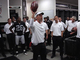 Watch: Dennis Allen celebrates first win