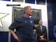 Watch: Garrett pumps up squad in locker room