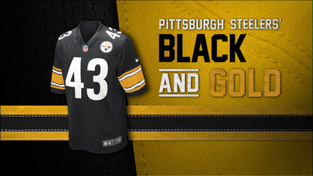 Evolution Of The Steelers Colors Nfl Videos