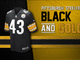 Watch: Evolution of the Steelers colors
