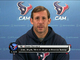 Watch: Owen Daniels talks Texans' hot start