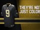 Watch: Evolution of the Saints&#039; colors