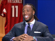 "Watch: Larry Fitzgerald joins ""NFL AM"""